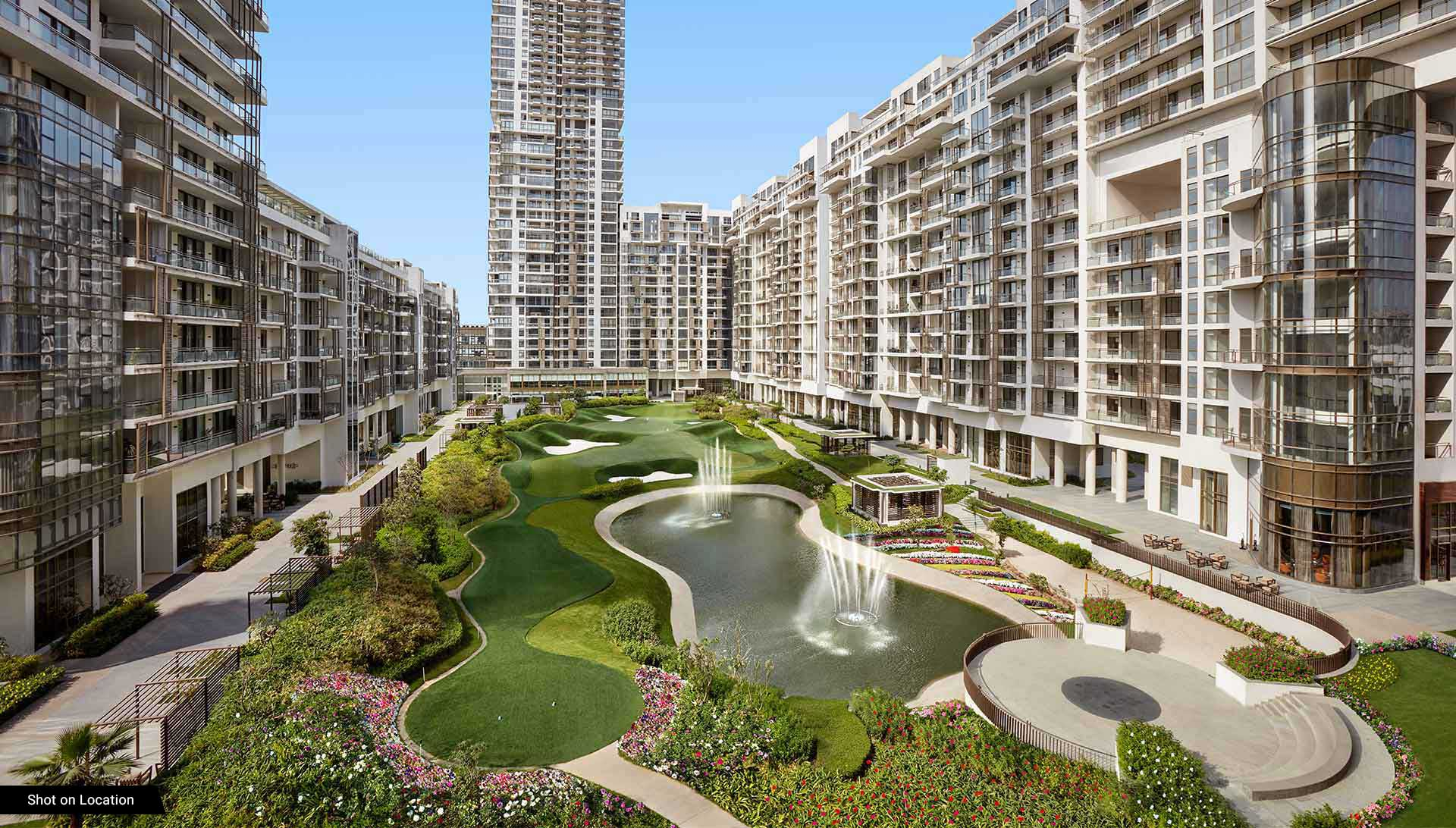 Image result for M3M Golf Estate Sector 65 Gurgaon